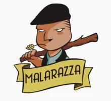Malarazza Logo Color One Piece - Short Sleeve