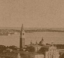 Isle of Saint George,Venice,Italy Sticker