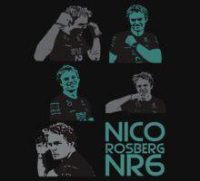 NR6- Nico Rosberg by RosbergFans