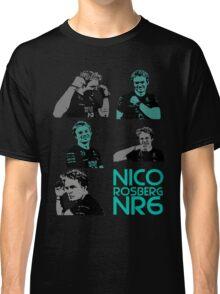 NR6- Nico Rosberg Classic T-Shirt