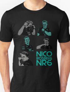 NR6- Nico Rosberg T-Shirt