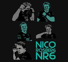 NR6- Nico Rosberg Unisex T-Shirt