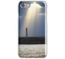Nature's Spotlight on Leeuwin Lighthouse iPhone Case/Skin