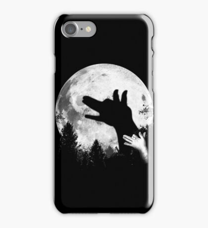 Bark At The Moon! iPhone Case/Skin