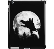 Bark At The Moon! iPad Case/Skin