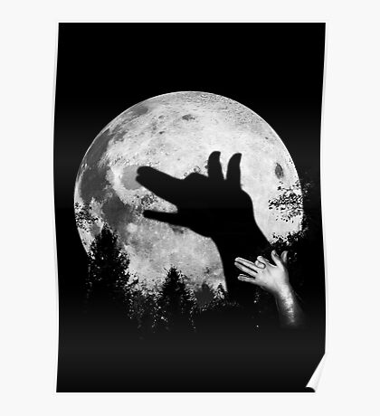 Bark At The Moon! Poster
