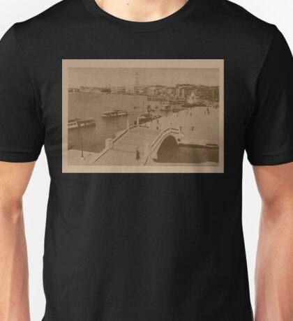 The pool of Saint Mark,Venice,Italy Unisex T-Shirt