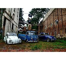 Aircooled brew Photographic Print