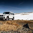 Mercedes G Wagen by iShootcars