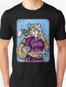 Sushi Cheetah  T-Shirt