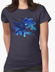 Princess Luna Womens Fitted T-Shirt
