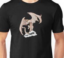 Snow Dragon T-Shirt Unisex T-Shirt