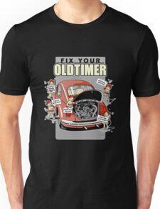 Fix your Oldtimer Car Unisex T-Shirt