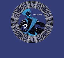 Poseidon- God of the Sea Unisex T-Shirt