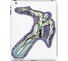 Silver Surfer iPad Case/Skin