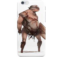 Creature. iPhone Case/Skin