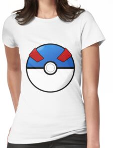 Greatball Womens Fitted T-Shirt