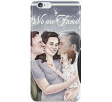 Mytheory - We are Family iPhone Case/Skin