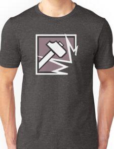 Sledge Operator Icon Unisex T-Shirt