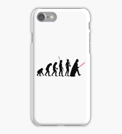 Darth Vader Evolution iPhone Case/Skin