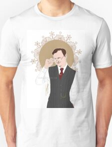 Mycroft Holmes - Office Glasses Unisex T-Shirt