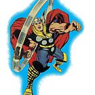 Classic Thor by Astvdillo