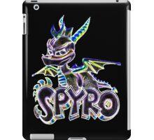 Spyro The Dragon Glow Design iPad Case/Skin