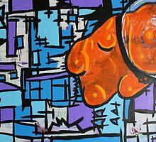 Astronaut Gummy Bear by jerasky