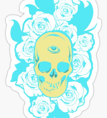The Smell of Death Sticker
