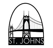 Bridge City: St. Johns by Rachael Whitaker