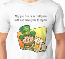 May you live to be 100 years Unisex T-Shirt