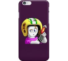 Commander Keen HD - Retro DOS game fan items iPhone Case/Skin