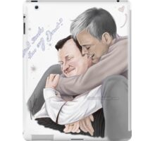 Mystrade - I just don't do what your brother tells me! iPad Case/Skin