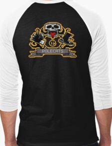 Full Throttle Polecats Retro Pixel DOS game fan shirt T-Shirt