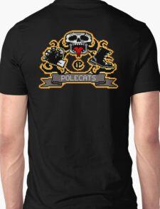 Full Throttle Polecats Retro Pixel DOS game fan shirt T-Shirt