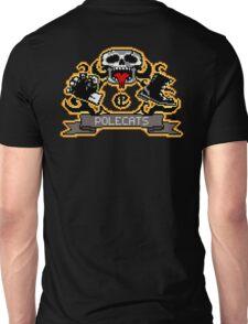Full Throttle Polecats Retro Pixel DOS game fan shirt Unisex T-Shirt