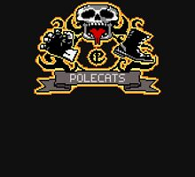 Full Throttle Polecats Retro Pixel DOS game fan shirt Hoodie