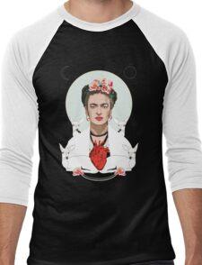 Frida Kahlo Men's Baseball ¾ T-Shirt