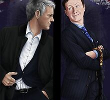 Mystrade - Law&Order by Clarice82