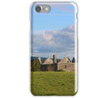 Quin Abbey in Rural Ireland iPhone Case/Skin