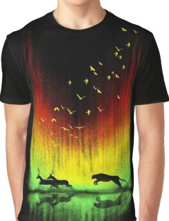 Give Chase Graphic T-Shirt