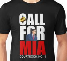 Call for Mia Unisex T-Shirt