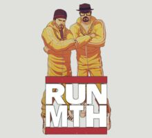 Breaking Bad Run MTH by Jasonschwarts