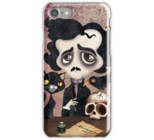 Edgar Poet iPhone Case/Skin