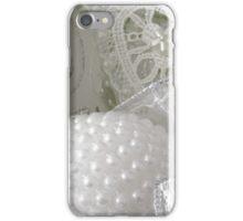 White Christmas iPhone Case/Skin
