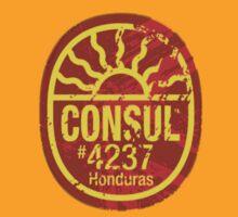 Consul #4237 Honduras by bluedog725