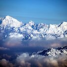 The Himalayas and Mount Everest by John Dalkin