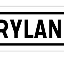 Maryland Lite Sticker