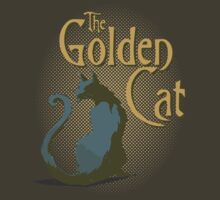 The Golden Cat by bluedog725