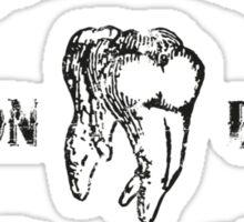 Dr. King Schultz Sticker